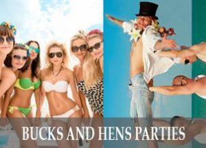 Bucks and Hens Parties